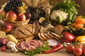 Правильное сочетание пищевых продуктов